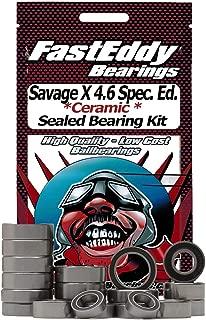 HPI Savage X 4.6 Spec. Ed. Ceramic Rubber Sealed Ball Bearing Kit for RC Cars