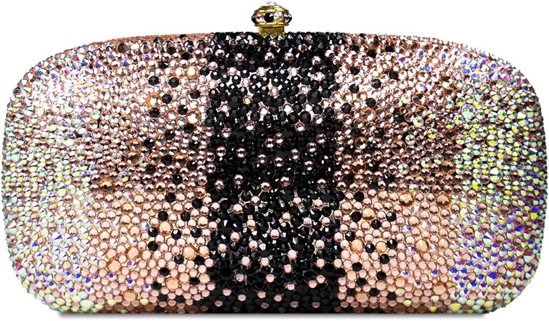 IUHA Elegant style Festive Handbags 2way Clutch bag Purse Party bag Wedding bag For Women or Ladies