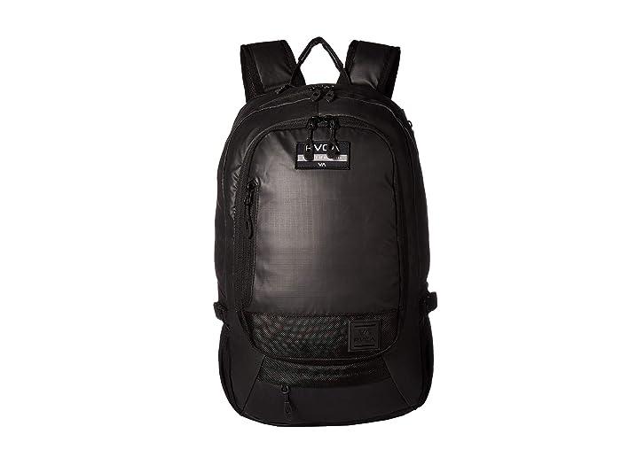 RVCA Radar Backpack (Black) Backpack Bags