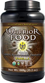 warrior food extreme