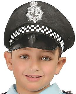 CAPPELLO Poliziotto Agente di polizia faschingshut Carnevale Carnevale regolabile