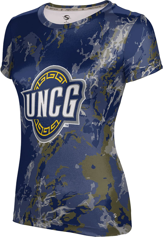 University of North Carolina at Greensboro Girls' Performance T-Shirt (Marble)