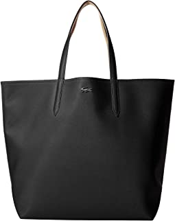 bb7ae5a3cd Black Warm Sand. 33. Lacoste. Anna Large Reversible Shopping Bag