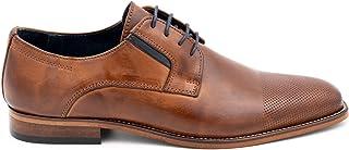 Eyes On You Zapatos de Cuero Hombre, Zapatos Clásicos