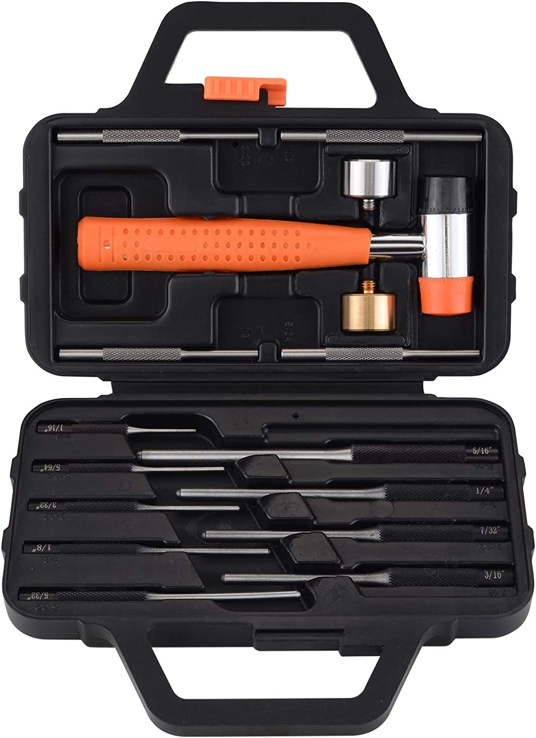 Pridefend Punch Set Austin Mall In Max 43% OFF for Gunsmithing Storage Case
