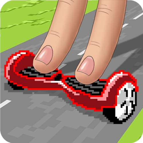 Clumsy Hoverboard ( ads-free / no-ads )