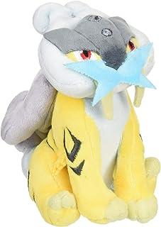 ポケモンセンターオリジナル ぬいぐるみ Pokémon fit ライコウ