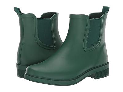J.Crew Chelsea Rain Boot (Frosty Olive) Women