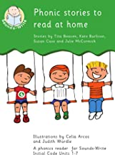 Phonic stories to read at home: Help your child to read and write: a Sounds-Write reader for Units 1 to 7 (Sounds-Write Re...