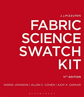 J.J. Pizzuto's Fabric Science Swatch Kit