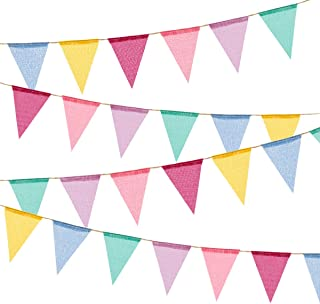 fabric party banners