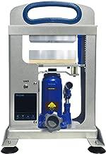 Dulytek DHP7 V3 Hydraulic Heat Press Machine, 7-Ton Pressing Force, Dual Heat 6