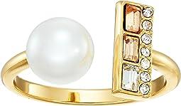 Rebecca Minkoff - Pearl and Stone U-Ring