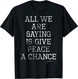 John Lennon - All We Are Saying T-Shirt