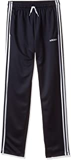 adidas Boy's Youth Boys Essentials 3 Stripes Tapered Pants, Blue (Legend Ink/white), 13-14 Years