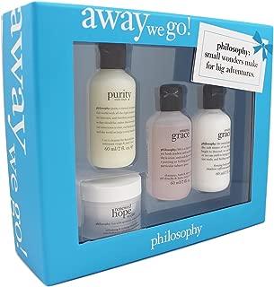 Philosophy 4‑pc. Away We Go! Gift Set