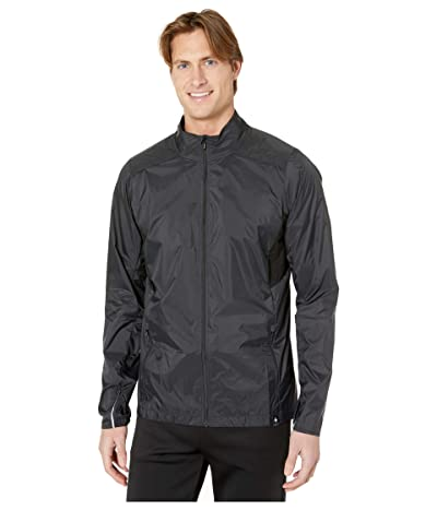 Smartwool Merino Sport Ultra Light Jacket (Black) Men