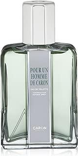 CARON PARIS Pour Un Homme De Caron Eau de Toilette Spray, 2.5 Fl Oz