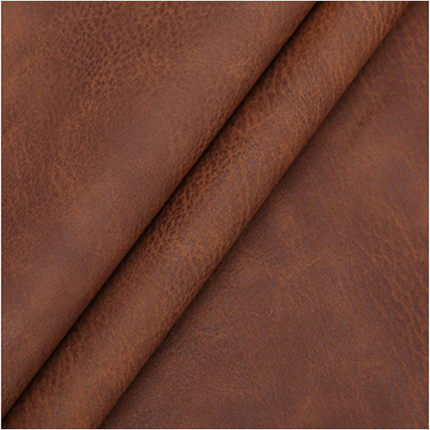 Grained Faux NEW before selling Trust ☆ Leather Fabric 1.2mm Thick Leatherette Leathe Vinyl