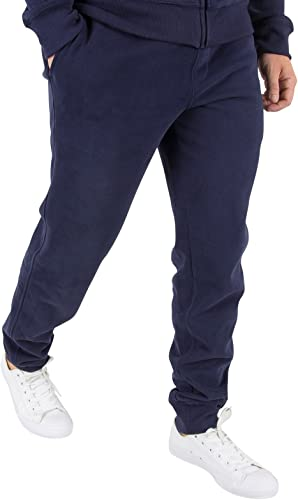 Fila Vintage Homme Joggers Visconti, Bleu, Medium