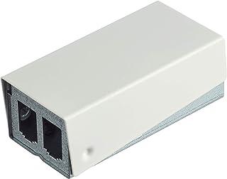 METZ Connect - Carcasa para Ap (2 Puertos), Color Blanco