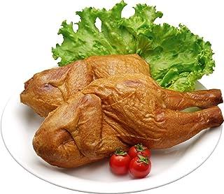 国産ハーブ鶏 スモークチキン 360g×1 鶏肉 レッグ 北海道 ハーベスター八雲