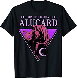 Castlevania Alucard Son Of Dracula Triangle T-Shirt