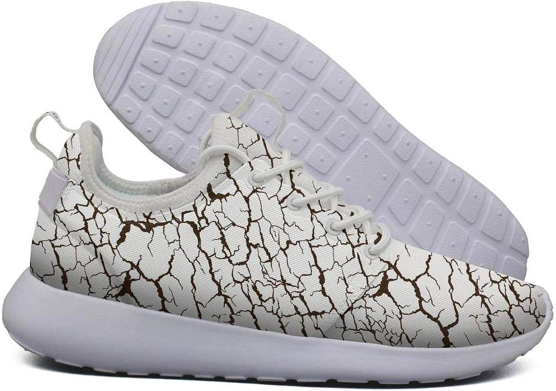 Opr7 Bark Texture Wood Lightweight Running shoes Women Sneaker Sport Soft Sole