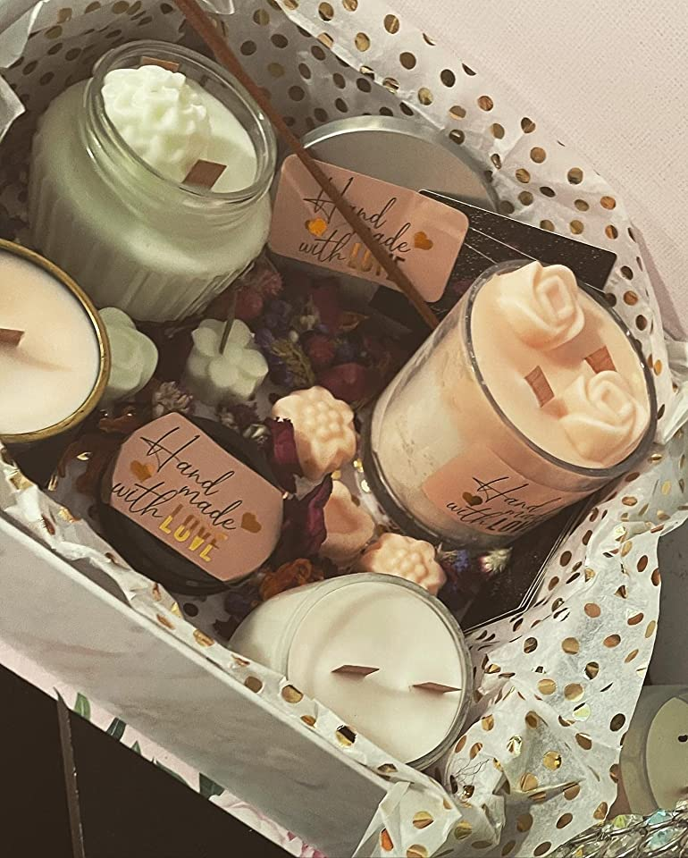 Mothers Day Gift Box - Deluxe