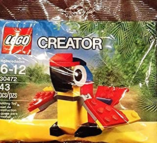 LEGO Creator Polybag Mini Build Animal Exclusive Promotional Set - Parrot (30472)