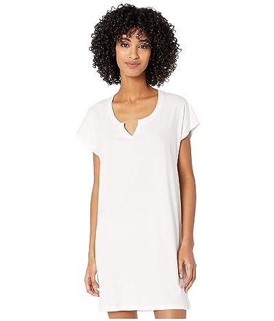 Skin Jessie Organic Cotton Sleepshirt (Powder Pink) Women