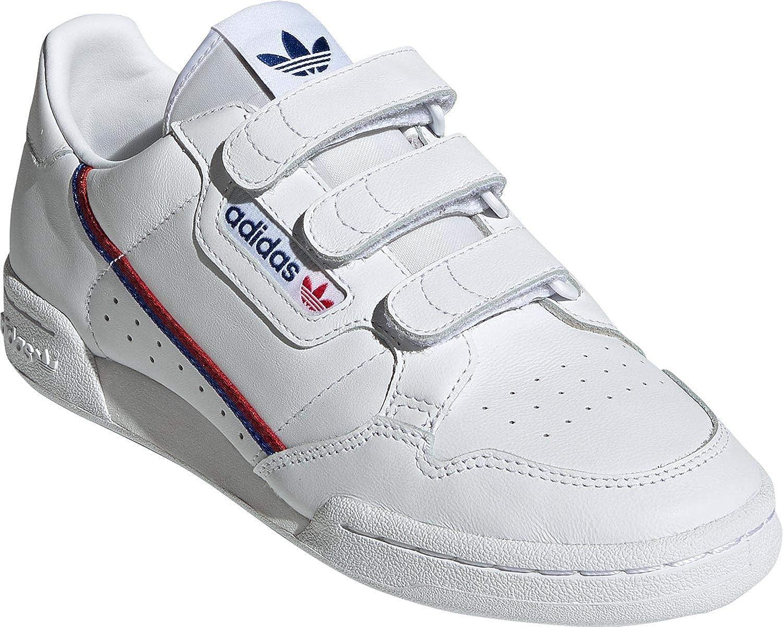 Adidas Continental 80 W Strap White Royal Scarlet