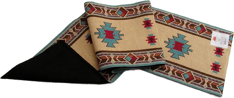 RaaKha online shop Carrizo Southwestern Design Table Dese Runner Kha New sales by Raa