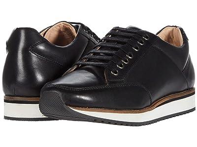 Anthony Veer Barack Court Sneaker (Black) Men