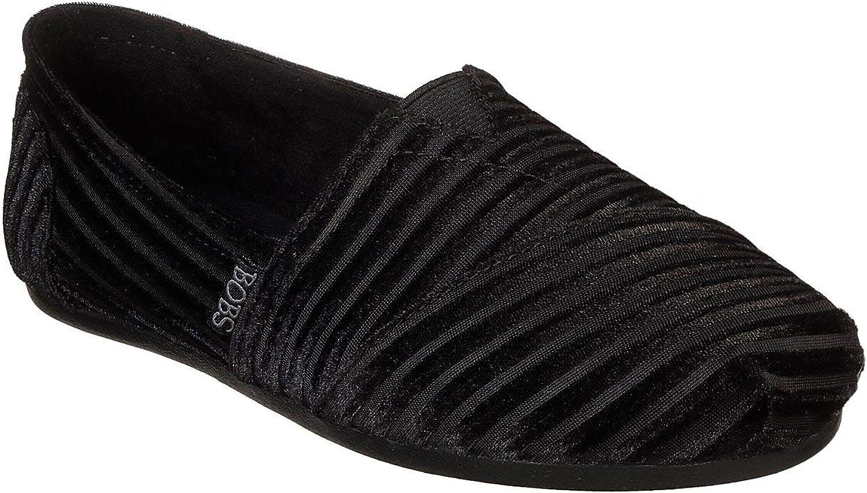 Skechers BOBS Plush Fall Delight Womens Slip On Flats