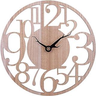 Suchergebnis auf Amazon.de für: Design Wanduhr Holz