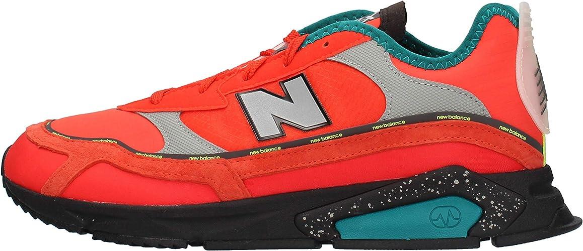 New Balance MSXRCHSB, Scarpa da Trail Running Bambino, Naranja, 32 ...
