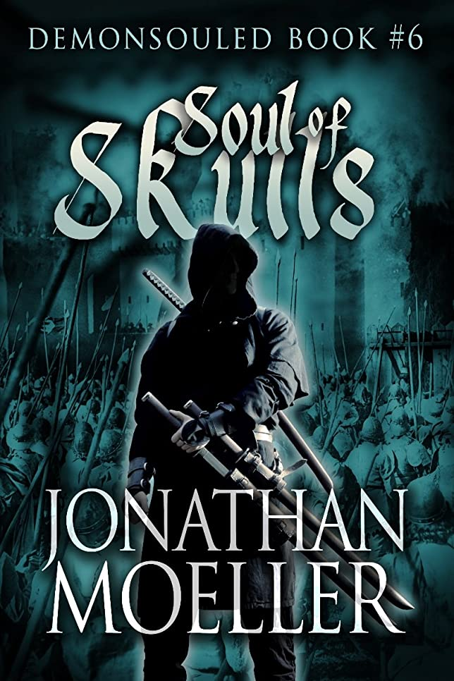 仲間、同僚グリーンランド温度計Soul of Skulls (Demonsouled Book 6) (English Edition)