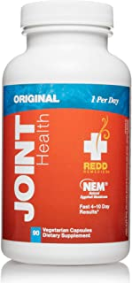 Redd Remedies, Joint Health Original, Fast-Acting Comfort with Collagen and Hyaluronic Acid, 90 Capsules