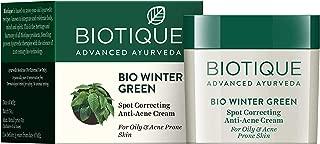 Bio Winter Green Spot Correcting Anti-Acne Cream 15 Gm - 1 Pack