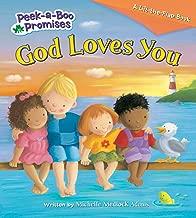 God Loves You Peekaboo (Peek-a-Boo Promises)