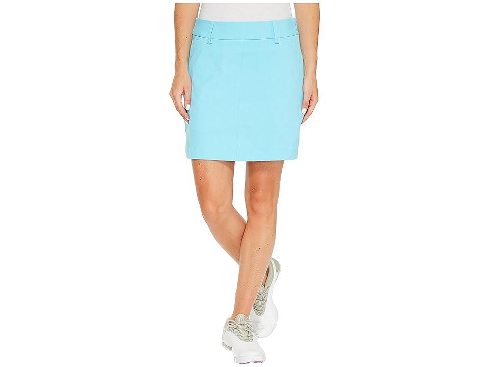 PUMA Golf Pounce Skirt (NRGY Turquoise) Women