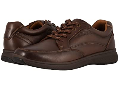Florsheim Great Lakes Moc Toe Walk (Brown Milled) Men
