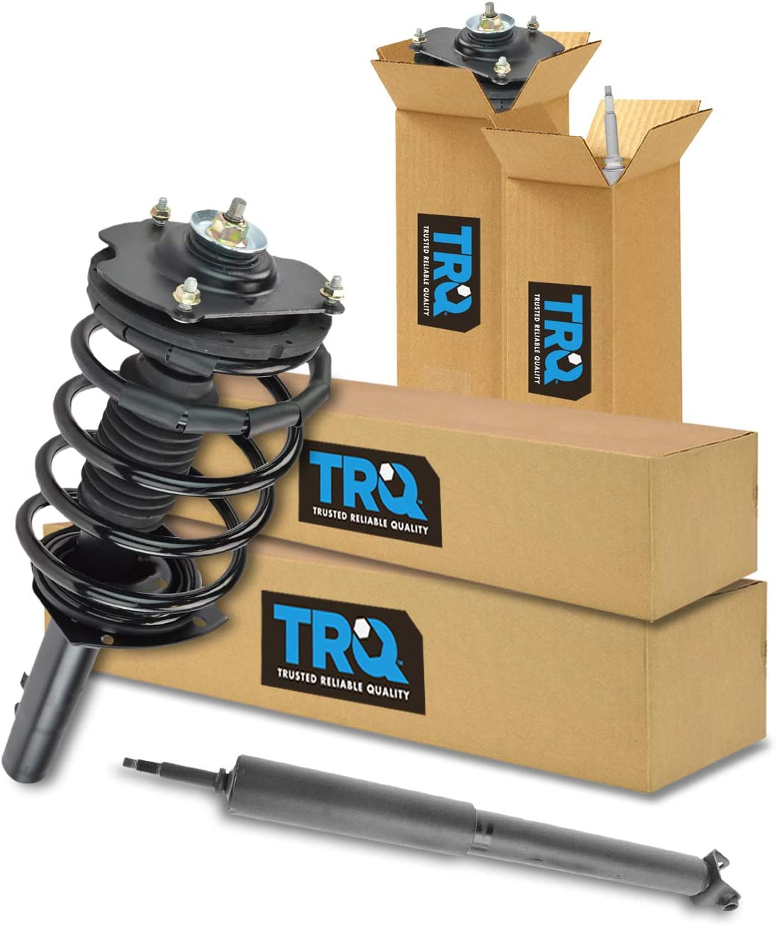 Front Safety and trust Rear Complete Quick Loaded Ranking TOP13 Spring Assembly Shock Kit Strut