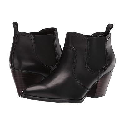Bella-Vita Emerson (Black Leather) Women