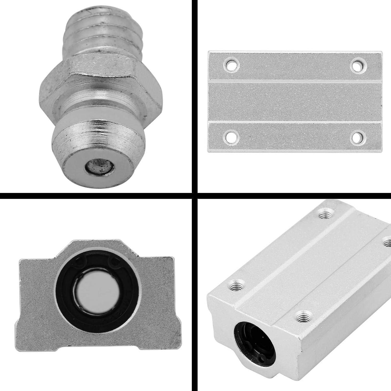 Aluminum Many popular brands Linear 2Pcs Motion 8mm Portland Mall Printer CNC 3D for