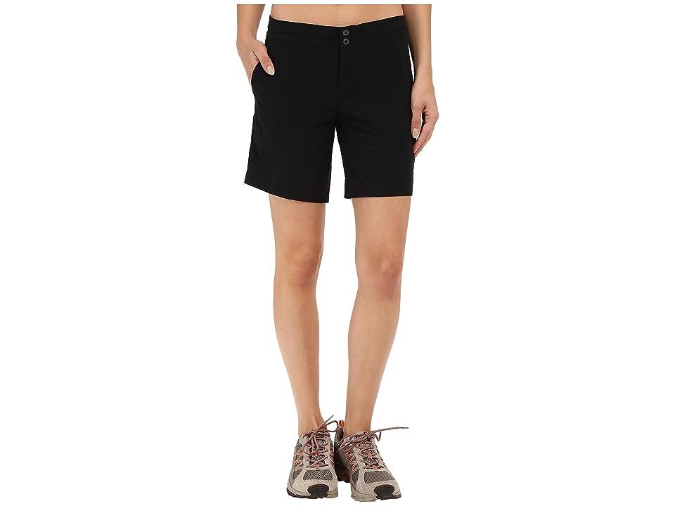 Mountain Hardwear Right Banktm Shorts (Black) Women