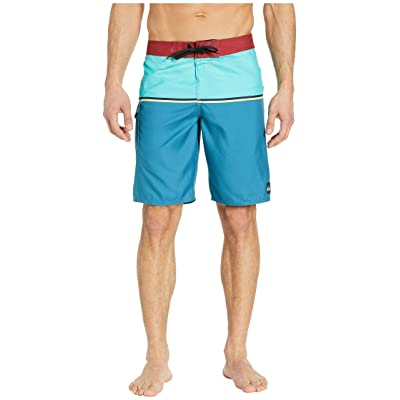 Quiksilver Everyday Division 20 Boardshorts (Southern Ocean) Men