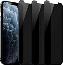 Chenna-Privacy Screen Protector for iPhone Xs Max 6.5 inch Tempered Glass Anti-Spy/Against Scratches/Fingerprint[3 Pack]