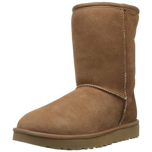 Ugg's Grau, Ugg Boots hoch in Größe 38